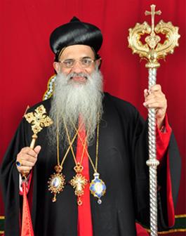 His Holiness Moran Mar Baselius Marthoma Paulose II